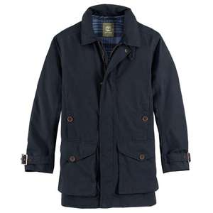 Timberland Men's Waterproof Baker Mountain 2-in-1 Trench Coat £107 + 20% extra off