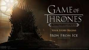 Game Of Thrones: Season 1 - Season Pass - PS4/PS3  £12.59 (with code) @ PSN Store