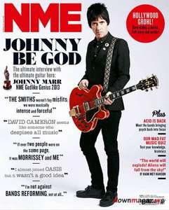 Subscripe to NME - Free £20 Amazon Voucher - £16.85
