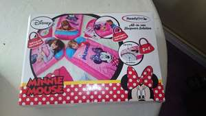 Minnie Mouse Readybed B&M Bargains £9.99