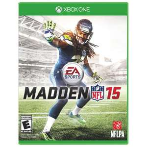 Xbox One Madden NFL 15 Super Bowl Edition £22 @ Xbox - Gold Membership Required