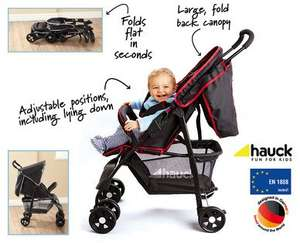 Hauck Sport Buggy @ ALDI - 29th Jan - £22.99