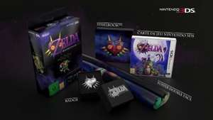 The Legend of Zelda: Majora's Mask 3D Special Edition £40 @ Amazon France