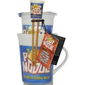 Pot noodle Chinese chow mein cup gift set @ argos £1.00 reduced from £14.99