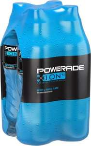 Powerade Multipack 4x £1.50 Asda