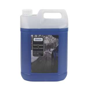 Zenith Anti-Freeze & Coolant 5Ltr £5.99 @ Screwfix