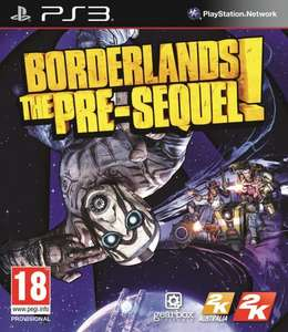 (X360/PS3) Borderlands : The Pre Sequel - £17.86 / (PS4) Minecraft - £10.85 / (PS4) Samurai Warriors 4 - £19.85 / (X360) LEGO The Hobbit - £13.85 / (X1) Project Spark - £10.85 / (X1) NBA Live 15 - £17.86 / (PS4) Just Dance 2014 - £9.85 - Shopto