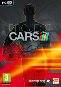 Project Cars PC Pre-Order £19.97 at Gamestop + £2 postage. Free postage with orders over £20.