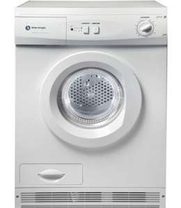 7Kg Condenser dryer with 3 year parts and labour guarantee, only £199 at Co-Op electricals