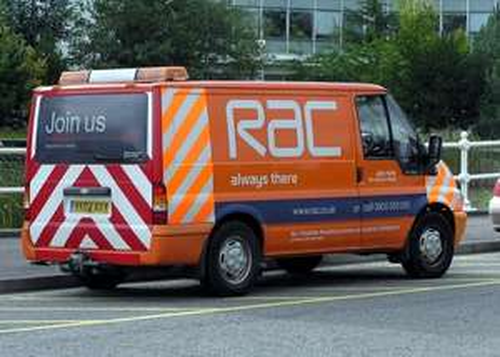 RAC Roadside cover @ RAC +TCB £27.99 (£15.37)
