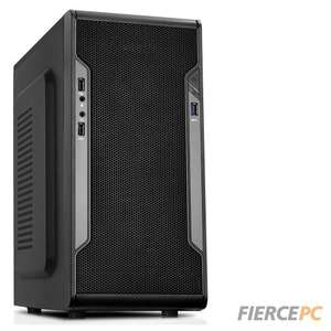 Quadcore 8GB 1TB Gaming PC Computer NVIDIA GTX 750 2GB Graphics £326.75 @ Fierce PC Limited Ebay