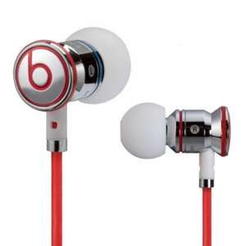 Genuine Monster Beats by Dr Dre iBeats In Ear Headphones earphones earpods- WHITE £19.99  @ Ebay/biholaenterprises14