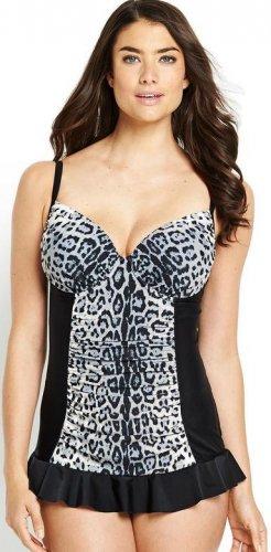 Resort Shapewear Underwired Swimdress Was £32.00 Now £12.00 @ Very.co.uk
