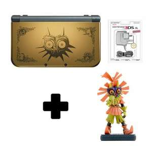 Back in Stock - shipping 31/03/15: New Nintendo 3DS XL Majoras Mask 3D Edition Console + Skull Kid Figurine + Charger - £209.99 @ Nintendo UK Store