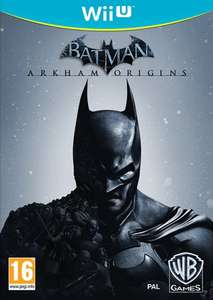 Batman: Arkham Origins Wii U £5.73 (Using Code) @ Rakuten/The Game Collection