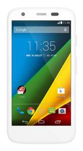 "Motorola Moto G 4.5"" 4G @ Amazon.fr lightning deal - £119.60 (149€ + 5.57€ del)"