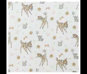 Disney Bambi Duvet Set, Single £3.50 free click&collect @ tesco Direct