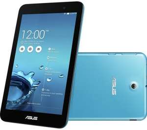 "ASUS MEMO pad 7"" 16GB (Black/Blue/White) £99.99 BUT £50 cashback if you trade in an old working tablet - Currys/PCworld"