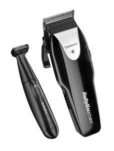 Babyliss 7497CU pro grooming kit £7.50 @ Tesco instore