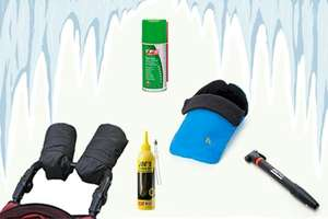 Out'n'About Winter Buggy Survival Kit - £64.99 Delivered