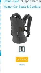infantino support carrier black £34.00 + free p&p @ Binxie