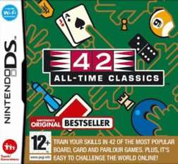 42 all time classics / big brain academy + more Nintendo DS Games - £1.49 each + 3 for 2 (3 games for under £3) @ GAME (Pre-Owned)