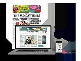 Subscribe to Sunday Times £99 (£2 pw / £99 per year) get Free Spotify Premium
