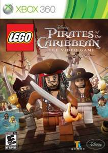 Lego - Pirates Of The Caribbean Xbox 360 £5.50 + Free Del @ Tesco Direct