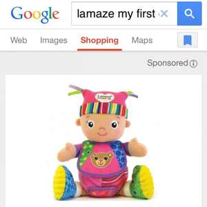 Lamaze My First Doll Maisie £3.13 @ Tesco (in store)