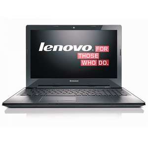 "Lenovo Z50-75 Laptop, AMD FX, 8GB RAM, 1TB + 8GB SSHD, R7 M260 2GB Graphics, 15.6"" FHD with 2 free PC games £449.95 at John Lewis"