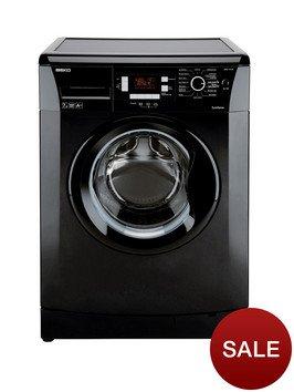 BekoWMB714422B 7kg Load, 1400 Spin Washing Machine - Black £219 @ Very