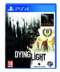 Dying Light Be The Zombie Ed (this includes the season pass currently £15.99) £44.99 @ amazon PS4 + Xbox One (PC £27.99)
