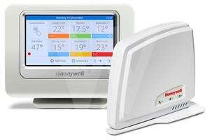 Honeywell evohome Connected Base Pack ATP921G2080/RFG100 £168.00 @ Plumbcenter