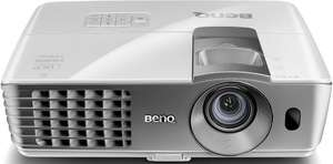 BenQ W1070+ (new model, supersedes W1070) 1080P Full HD Short-throw Video Projector with 3D Support, Side Projection Support and Flexible Zoom & Lens Shift - Amazon DOTD - £449.99 delivered