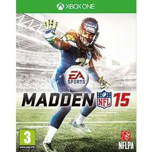 Madden NFL 15 XBox One/PS4 £21.00 @ Argos