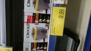 Crock-Pot lunch warmer £6.99 @ B&M