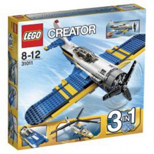 LEGO Creator Aviation Adventures 31011 - £29.99 @ Tesco