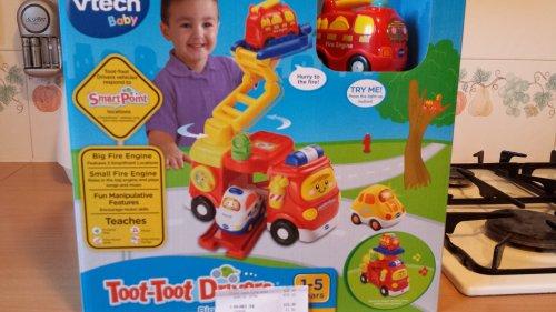 toot toot big fire engine £6.89 @ Sainsburys instore