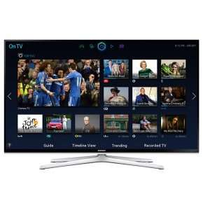 "Samsung UE55H6500 55"" Smart 3D LED TV £739 @ Cramptonandmoore"