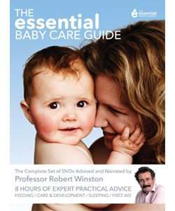 The Essential Baby Care Guide 4 DVDs @ tesco direct £9.99 + free click & collect