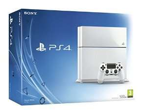 (refurb/used) PlayStation 4 White console £255.01 / Black PS4 with GTA 5 £280.08 @ Amazon Warehouse