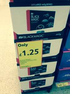 Black Magic Chocolates Big Box 443g £1.25 @ Tesco