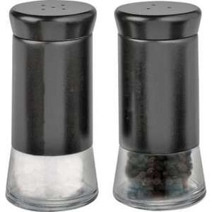 Salt and Pepper Shakers Now £1.99 @ Argos (R&C)