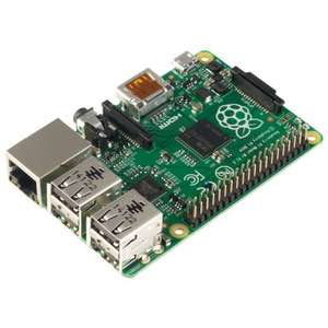 Raspberry Pi Model B+ £28.73 Delivered @ Rapid Online