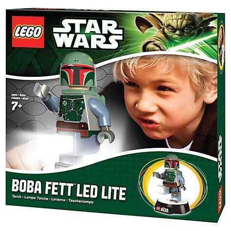 LEGO Star Wars Boba Fett Light Set John Lewis £17.49! Half price