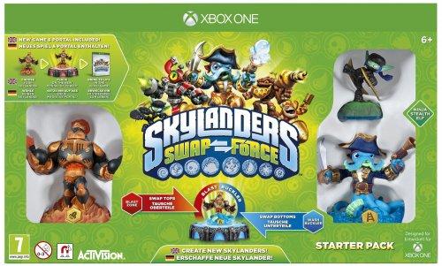 Skylanders Swap Force Starter Pack - Xbox One - £17.50 @ Tesco Direct