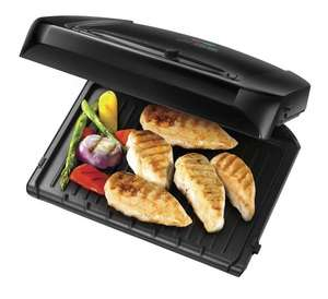 George Foreman 20850 grill INSTORE ONLY £47.98 from Monday Feb 2nd at Costco.