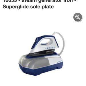 Russell Hobbs Steam Generator Iron £19.95 @ Morrisons