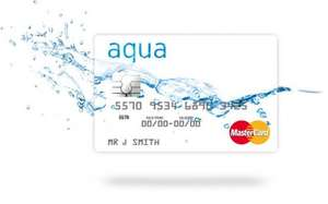 Aqua Cashback Credit Card - 0% Fee for Foreign Purchases. 0.5% Cashback.  Ideal for use abroad/holidays