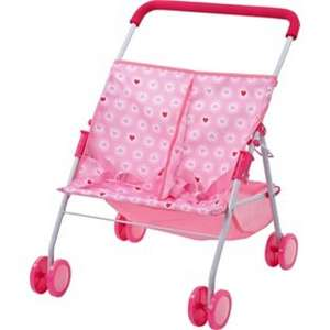 Chad Valley Double Buggy Now Only £4.99 Less Than Half Price @ Argos (R&C) Was £12.99